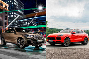 Porsche Cayenne Coupe Vs. BMW X6: Which SUV-Coupe Is King?
