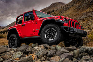 Jeep Has Some Cool Updates Coming For 2020 Wrangler