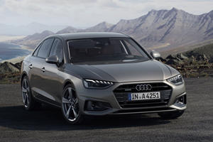 2020 Audi A4 First Look Review: A Personality Found