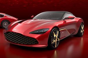Feast Your Eyes On The Stunning Aston Martin DBS GT Zagato
