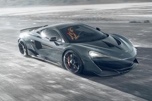 McLaren 600LT Gets A Massive Power Upgrade