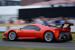 The Waiting List For A One-Off Ferrari Is Insanely Long