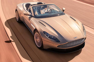 Aston Martin Has Fantastic News About Its Future Powertrains