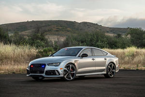 Is This Audi RS7 The World's Fastest Armored Car?