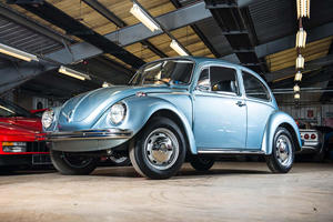 Volkswagen's Enduring Icon Takes Its Final Bow