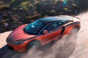 2020 McLaren GT First Look Review: Grand Touring Redefined