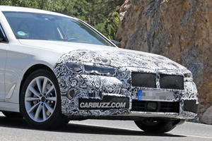 Updated BMW 5 Series Is Hiding Some Powerful Hybrid Tech