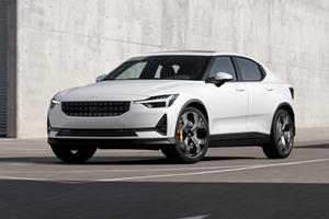 The Polestar 2 Just Became A More Serious Tesla Model 3 Threat