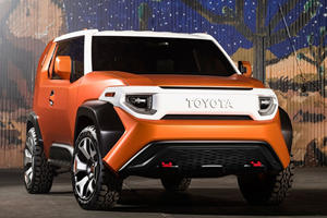 Toyota Realizes Americans Can't Stop Buying SUVs