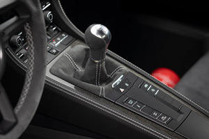 Porsche Has A Great Theory On Manual Transmissions