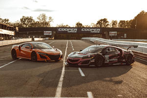 Watch The Acura NSX Prove Its Supercar Credentials