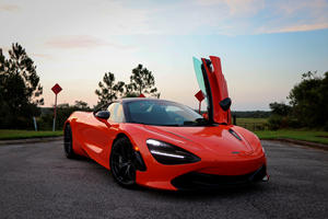 2019 McLaren 720S Spider Test Drive Review: Lots Of Attention Lots Of Terror