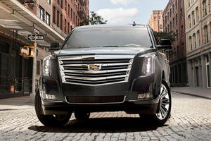 The Cadillac Escalade Is Going To War With AMG