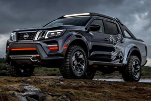 Nissan Could Be Preparing To Fight The Ranger Raptor