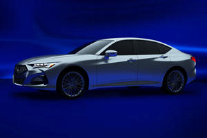 Next-Generation Acura TLX Leaks With Radical Redesign