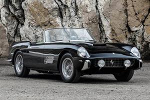 Rare Ferrari 250 GT Could Fetch Millions At Auction
