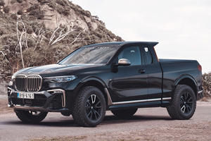 Here's How BMW Could Make The X7 More Rugged