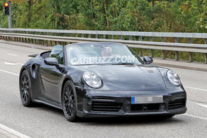 Ferrari Will Be Shocked By The New Porsche 911 Turbo
