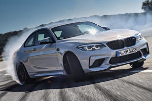 BMW's Ultimate Drift Machine Will Never Be A Hot Hatch