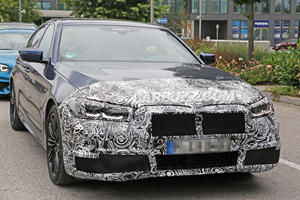 The BMW 5 Series Is Ready For A Refresh