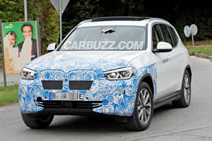 Only America Will Get This BMW iX3 Enthusiast Option
