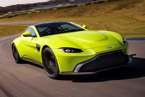 This Tuned Aston Martin Vantage V8 Makes V12 Horsepower