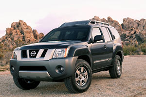 A Used Nissan Xterra Is The Path To Off-Road Happiness