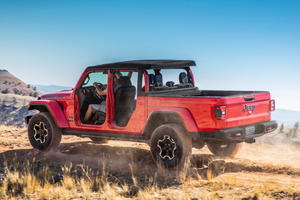 Jeep Gladiator Makes Ford Worry About The Ranger