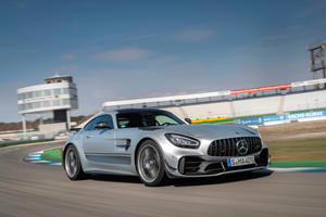 Pricing Announced For 2020 Mercedes-AMG GT R Pro
