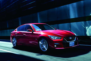 Would You Be Mad If The New Infiniti Q50 Looked Like This?