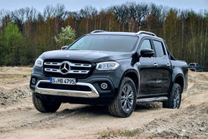 Mercedes X-Class Pickup Truck Officially Declared A Huge Mistake