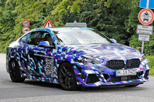 BMW 2 Series Gran Coupe Has The Mercedes CLA In Its Sights