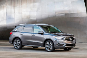 Acura Prices Its Best-Selling SUV For The 2020 Model Year