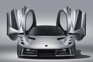 2020 Lotus Evija First Look Review: A New Hypercar Era Begins
