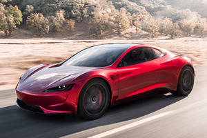 This Revolutionary Part Will Forever Change The Tesla Roadster