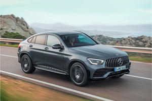 Introducing the 2020 Mercedes-AMG GLC 43 SUV And Coupe