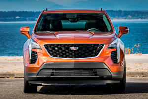 The Cadillac XT4 Could Share Something With The Chevy Silverado