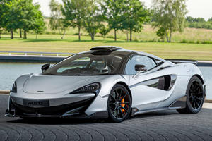 McLaren Dealer Celebrates 1,000 Sales In Style