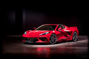 Chevrolet Corvette Stingray C8 Coupe