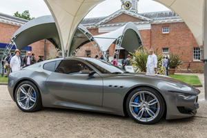 Maserati's Electric Sports Car Will Blow You Away
