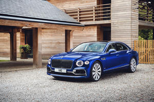 The Bentley Flying Spur Gets Its First Special Edition