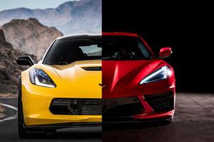 Chevrolet Corvette Stingray C8 Vs. C7: How Do They Compare?