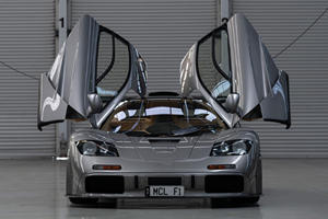 This Ultra-Rare McLaren F1 Makes Other F1s Seem Like Bargains