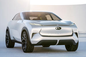 This Could Be The Name Of Infiniti's Upcoming BMW X4 Fighter
