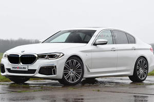 Expect The 2020 BMW 5 Series Facelift To Look Like This