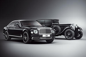 Limited Edition Bentley Mulsanne Comes With Special Gift