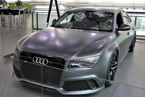 Audi Once Built A Secret RS8 Prototype