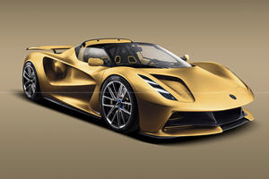 The Lotus Evija Looks Even Better As A Roadster