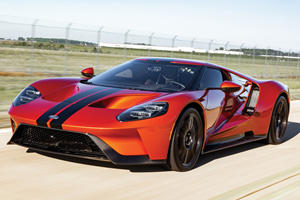 The Most Epic Ford GT Auction Will Happen Next Month