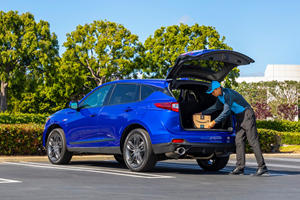 Have All Of Your Stuff Delivered Right To Your Honda Vehicle